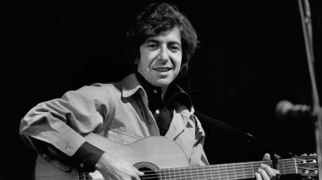 Leonard Cohen, Canadian singer and writer of Engli