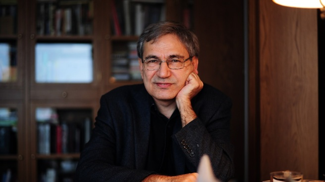 TURKEY-POLITICS-CULTURE-PAMUK